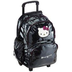 Mochila con 2 ruedas - Hello Kitty