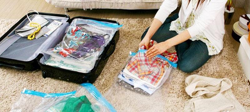 bf4ff89a1 ▷ Bolsas para ropa al vacío [adiós, problemas de espacio 👋🏼] | Mi ...