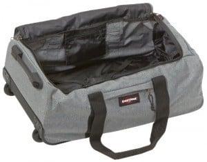 maleta eastpak gris
