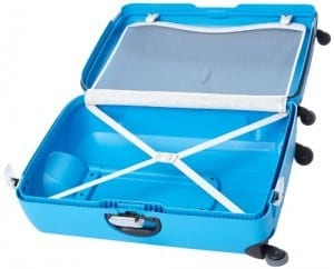 maleta roncato azul