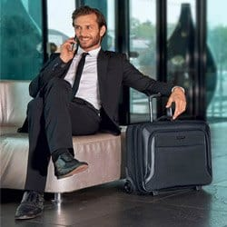 maleta roncato hombre