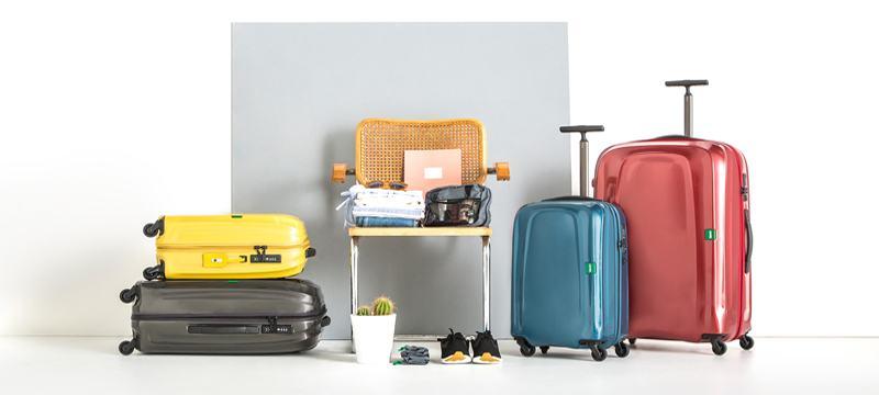 4b8ad42e2 La mejor manera de proteger nuestro equipaje es con una buena maleta rígida  de policarbonato o polipropileno. El policarbonato es un material fuerte  pero ...