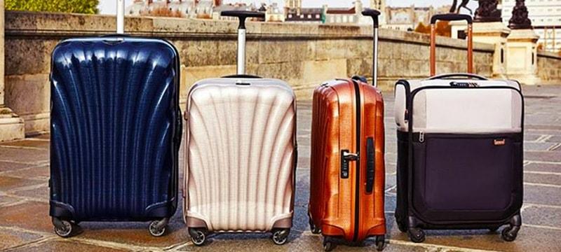 4db6eb821 Top 6 de las mejores maletas Samsonite [analizadas 🔍] | Mi-Maleta.com