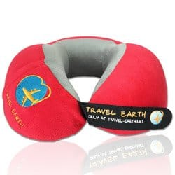 Cojin de viaje ergonómico - Travel Earth