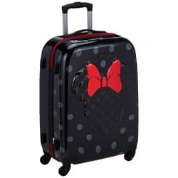 Maleta Minnie negra Samsonite - Disney