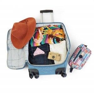 maleta-kipling-azul