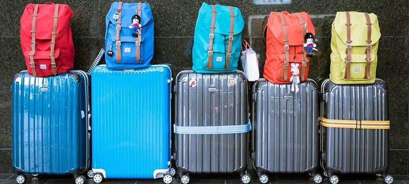 feb3947cc Las maletas para viajar hechas en ABS tienen particularidades que las hacen  destacar. Las mejores marcas de equipajes siempre disponen de uno o varios  ...
