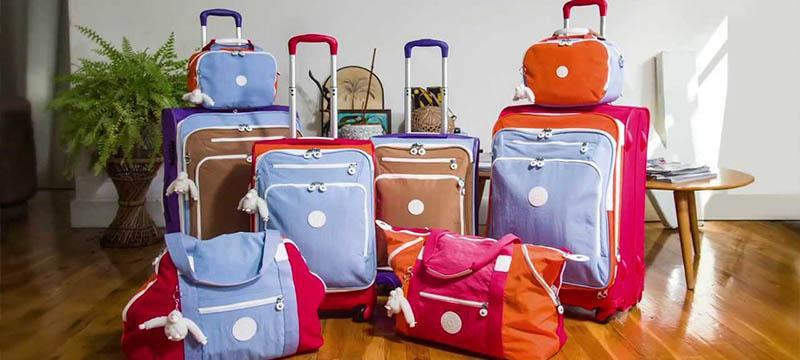 estudio Tina Atravesar  Comparativo de maletas de la marca Kipling | Mi-Maleta.com