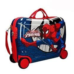 Maleta corre pasillos - Spiderman