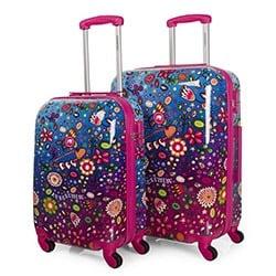 Set de maletas - Kukuxumusu