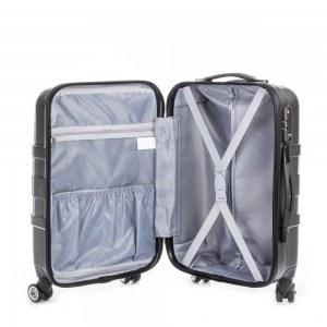maleta-bugatti-abierta-gris