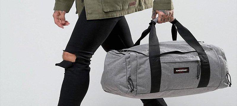 2243b9383 La marca Eastpak lleva fabricando, durante muchos años, modelos de bolsos  de viaje, maletas de cabina y maletas de bodega que nos acompañan en todo  momento ...