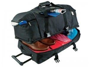 maleta-y-bolsa-de-viaje-negra