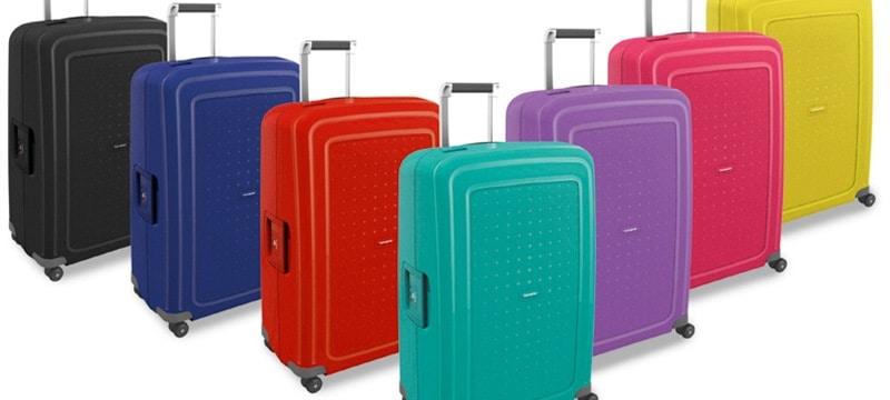 447c86307 La marca Samsonite es muy conocida en el mundo del equipaje. Si buscas un  equipaje rígido, la línea S'Cure de Samsonite es un modelo de polipropileno  ultra ...